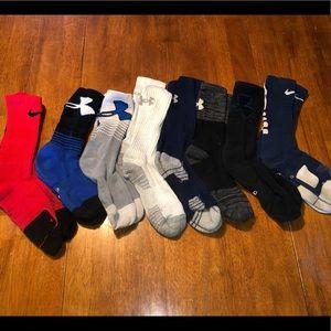 Under Armour Boys Socks
